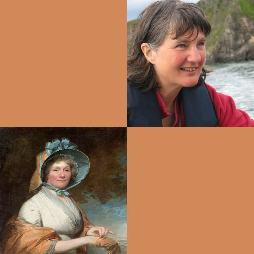Exploring Archives for Historical Fiction with Margaret Elphinstone