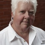 Val McDERMID, photographed by Charlie Hopkinson © 2009
