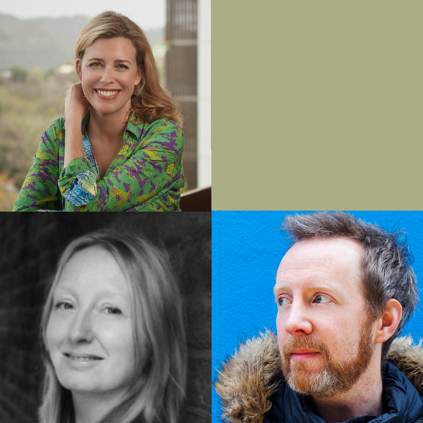 Tutored Fiction Retreat: Amanda Smyth & Paul Murray Guest: Jane Harris