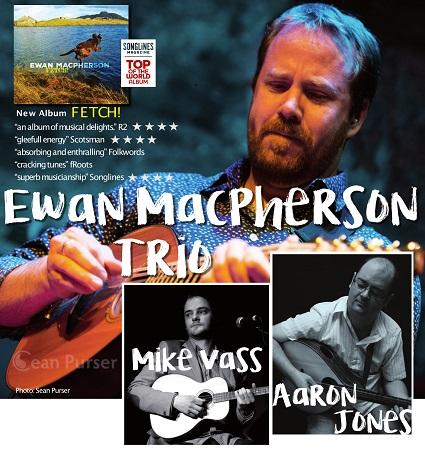 Ewan Macpherson Trio