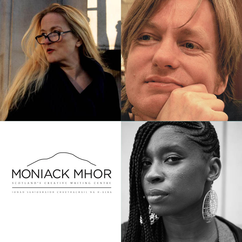 Fiction/Non-Fiction Tutored Retreat With Michel Faber & Louisa Young, Guest Irenosen Okojie