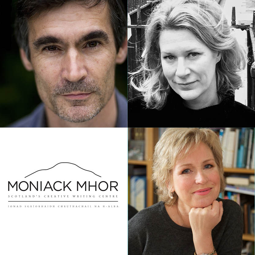 Starting out in Fiction With Karin Altenberg & Andrew Miller, Guest Sally Magnusson