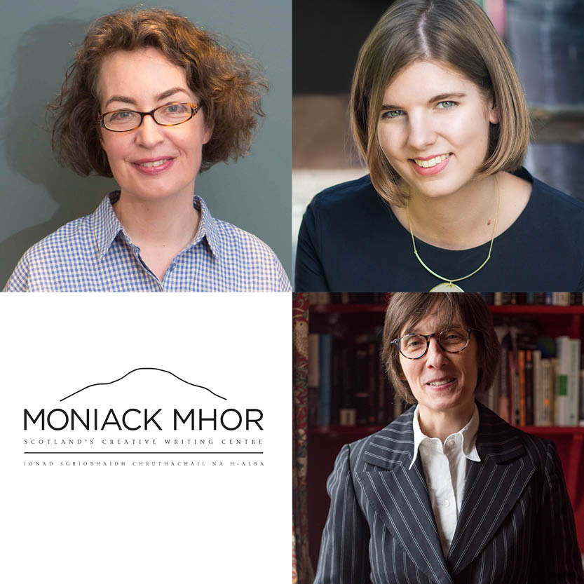 Fiction With Kate Clanchy and Elizabeth Macneal, Guest A.L. Kennedy