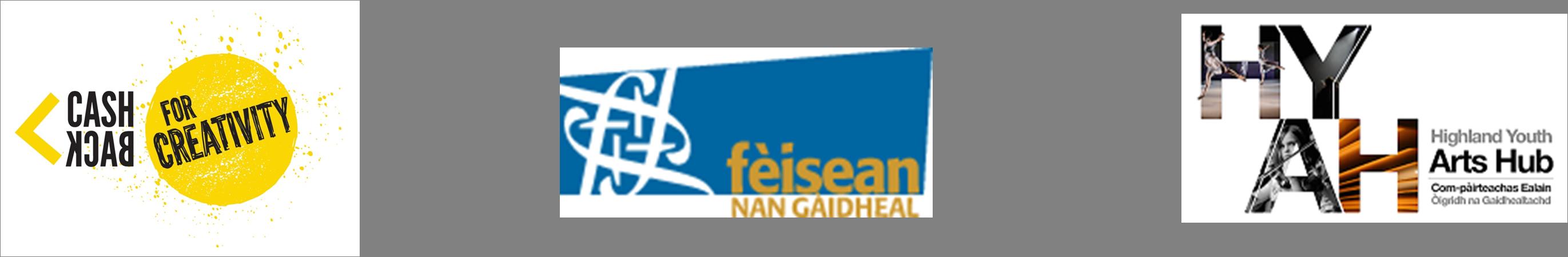 Gaelic logos