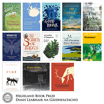 The Highland Book Prize 2020