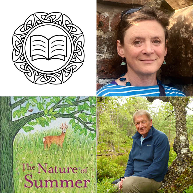 2020 HIGHLAND BOOK PRIZE LONGLIST SERIES: JIM CRUMLEY IN CONVERSATION WITH LINDA CRACKNELL