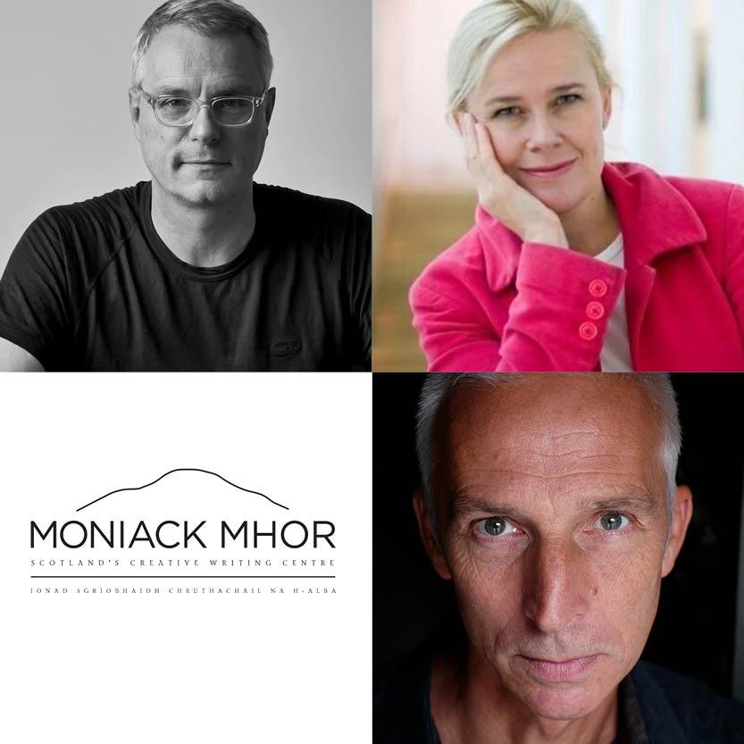 Life Writing With Richard Skinner & Laura Cumming, Guest Rupert Thomson