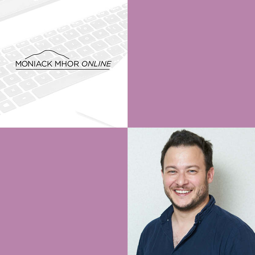 Guest Reader Series 2021: Online workshop - Adapting from stage to screen with Mark Rosenblatt