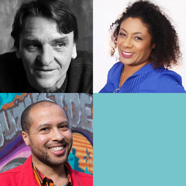 Writing for Young Adults with Melvin Burgess & Patrice Lawrence, Guest Dean Atta