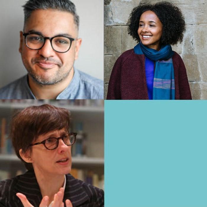 Fiction: Nikesh Shukla & Diana Evans, Guest: A. L. Kennedy