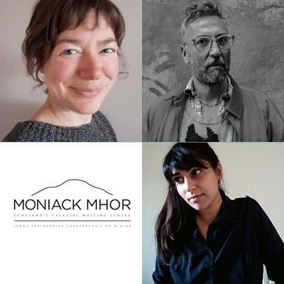 Poetry With Jen Hadfield and Ryan Van Winkle, Guest Alycia Pirmohamed