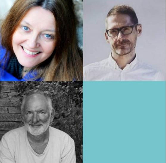 Poetry: Tom Pow & Kevin MacNeil, Guest: Gerda Stevenson