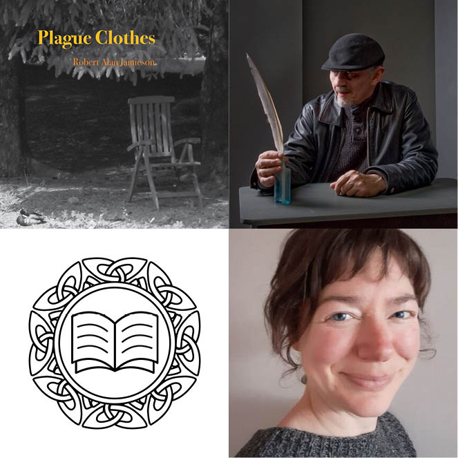 2020 HIGHLAND BOOK PRIZE LONGLIST SERIES: ROBERT ALAN JAMIESON IN CONVERSATION WITH JEN HADFIELD