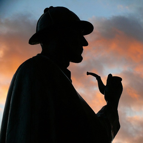 Sherlock Holmes & the Internet of Things Meetup
