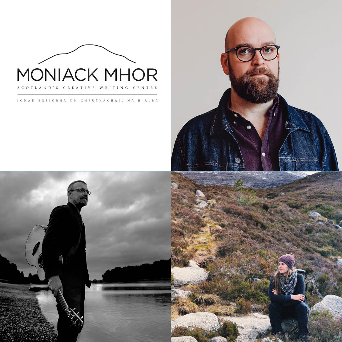 Songwriting With Boo Hewerdine & Findlay Napier, Guest Jenny Sturgeon