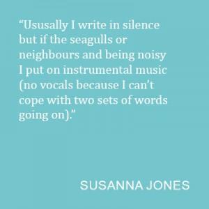 Susanna Jones