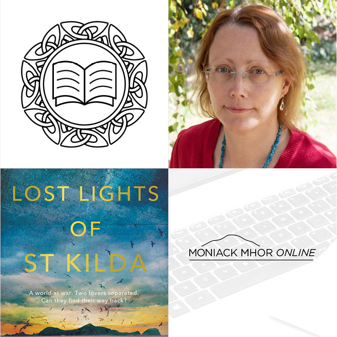 2020 HIGHLAND BOOK PRIZE LONGLIST SERIES: ONLINE TALK WITH ELISABETH GIFFORD