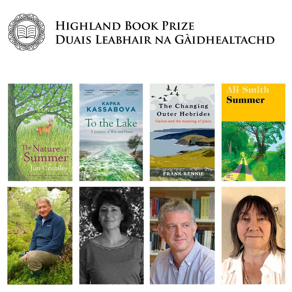 2020 Highland Book Prize Award Ceremony
