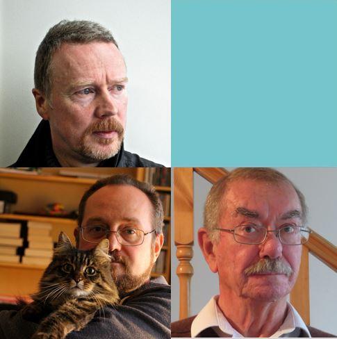 Crime Writing: Allan Guthrie & Stuart MacBride, Guest: Dave Barclay