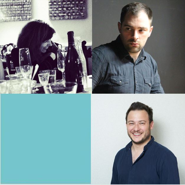 Playwriting  With Matt Hartley and Amy Rosenthal, Guest Mark Rosenblatt