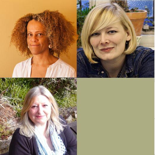 Tutored Retreat: Fiction Bernardine Evaristo & Kerry Hudson, Guest: Judy Moir