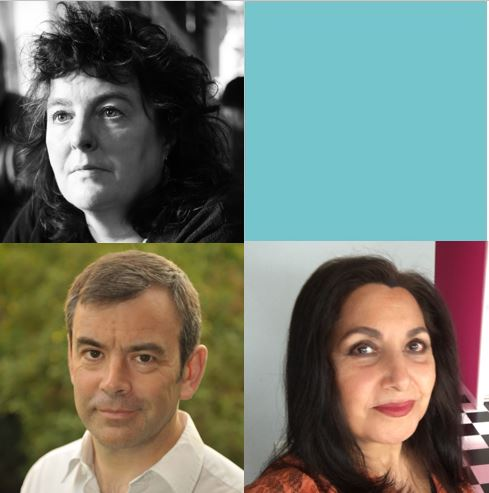 Poetry Masterclass: Carol Ann Duffy & Michael Woods, Guest Imtiaz Dharker