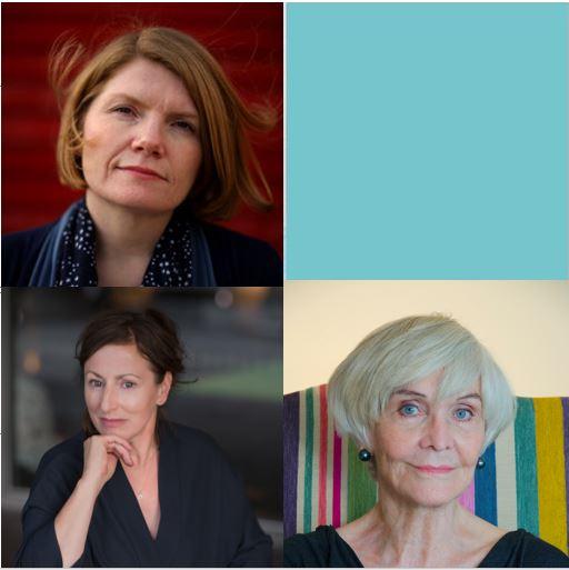 Memoir: Cathy Retzenbrink & Nina Stibbe, Guest Sheila Hancock