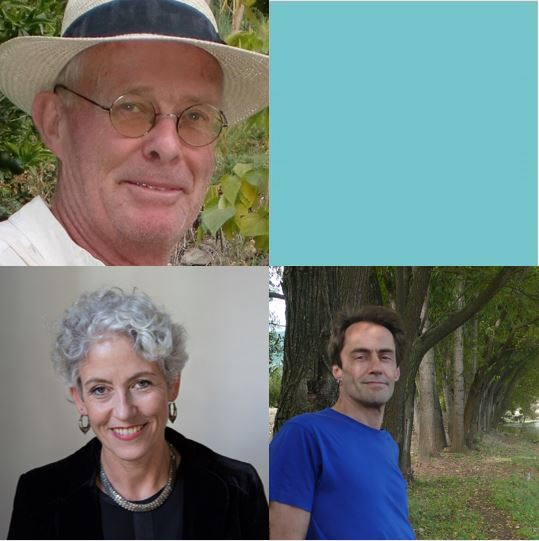 Writing and Walking With Madeleine Bunting & Chris Stewart, Guest Neil Ansell