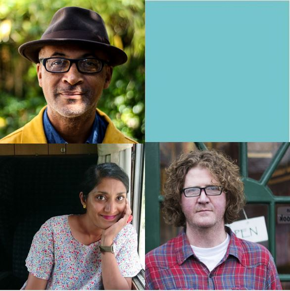 Memoir  With Colin Grant and Chitra Ramaswamy, Guest Shaun Bythell