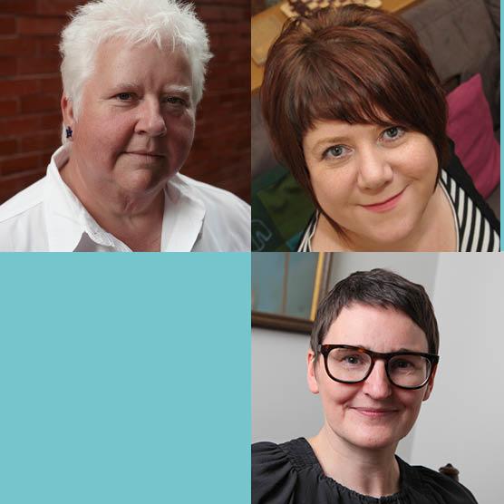 Crime: Val McDermid & Louise Welsh, Guest: Mary Paulson-Ellis