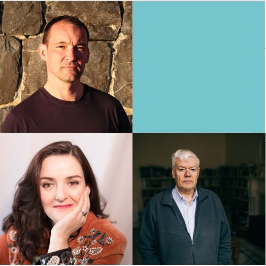 Short Story: Cynan Jones & Nuala O'Connor, Guest Bernard MacLaverty