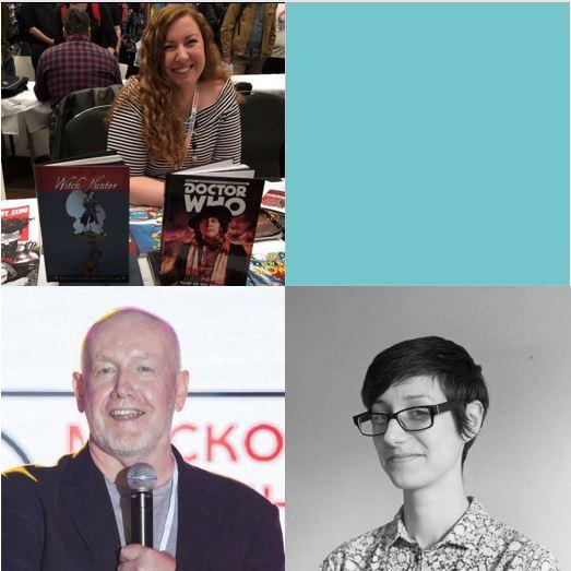 Comics & Graphic Novels Emma Beeby & John Higgins, Guest Hannah Berry