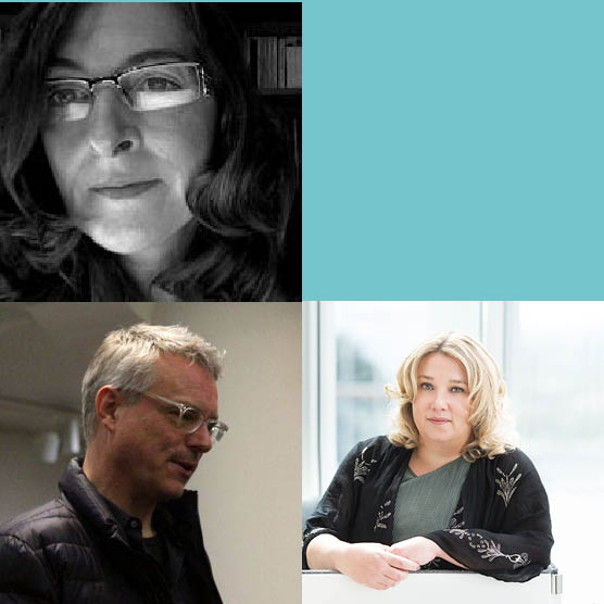 Fiction: Janice Galloway & Richard Skinner, Guest: Gail Honeyman
