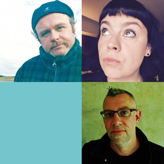 Fiction: Cynthia Rogerson & Niall Griffiths, Guest: Graeme Macrae Burnet