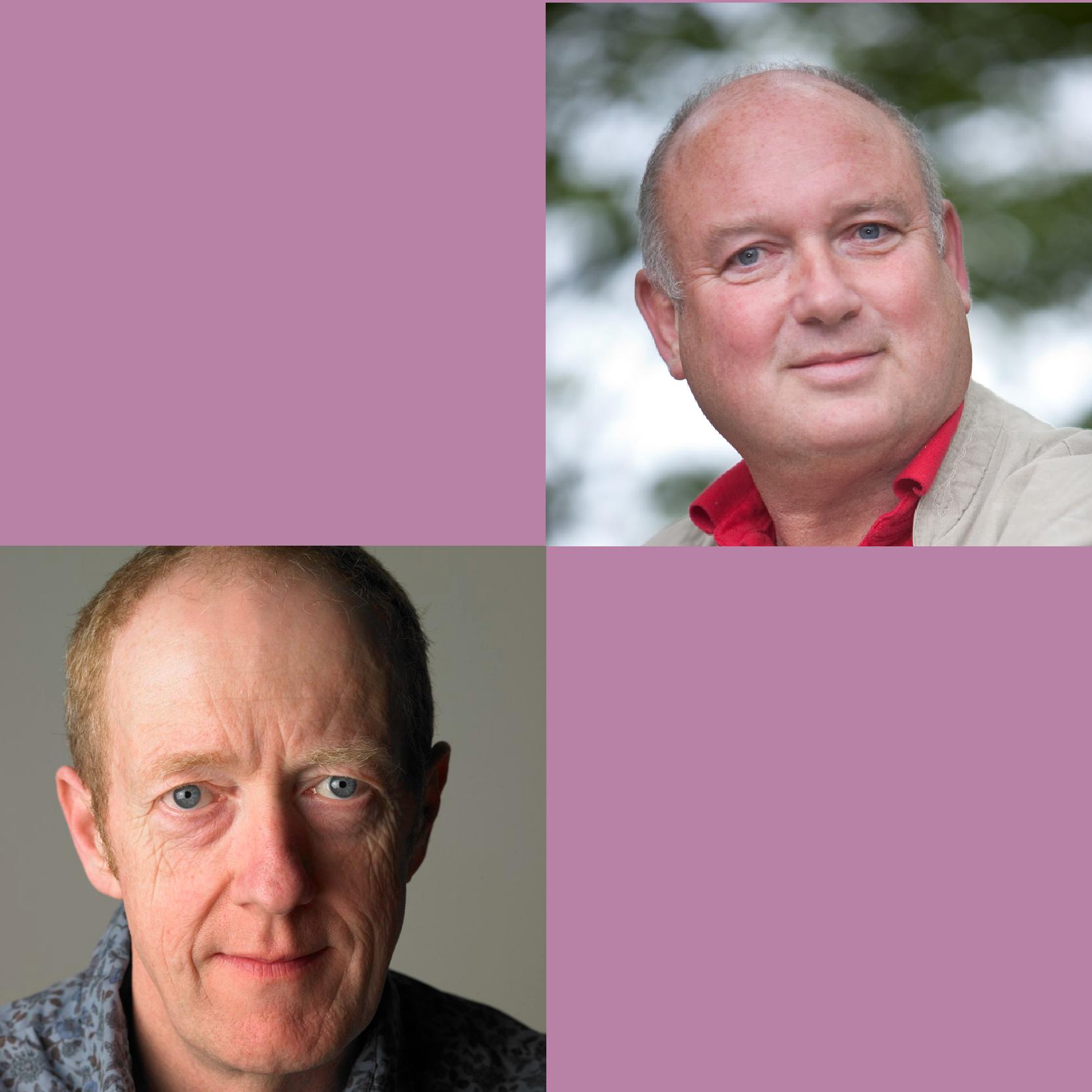 Short Course - Fiction: Louis de Bernières & Tim Pears, Guest: The Bookshop Band
