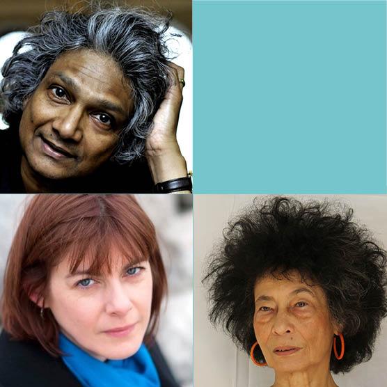 Fiction Retreat - Susanna Jones & Romesh Gunesekera, Guest Zoe Wicomb
