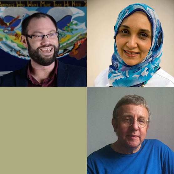 Fiction Tutored Retreat: Leila Aboulela & Rodge Glass, Guest: Alan Spence