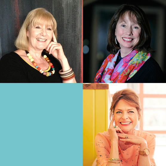 From Page to Publication: Jenny Brown & Lisa Highton, Guest: Janet Ellis