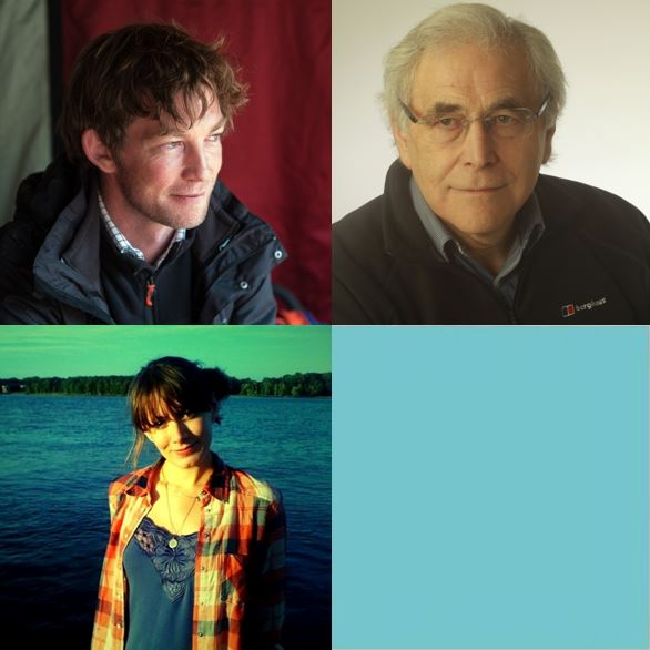 Non-fiction With Laura Barton and Horatio Clare Guest Robert Davidson