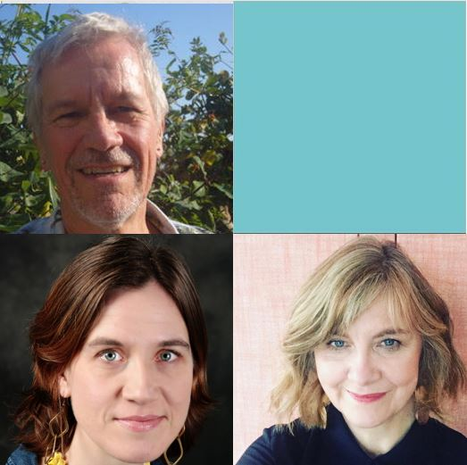 Screenwriting: Hugh Stoddart & Line Langbeck, Guest Andrea Gibb