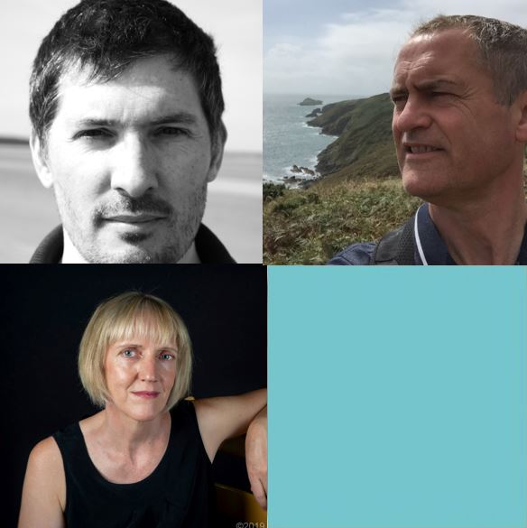 Poetry With Jacob Polley and Jean Sprackland Guest Ifor Ap Glyn
