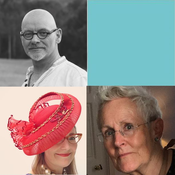 Picture Books With Sarah McIntyre and James Mayhew, guest Vivian French