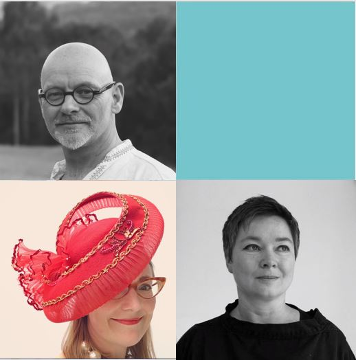 Picture Books: James Mayhew & Sarah McIntyre, Guest Pam Smy