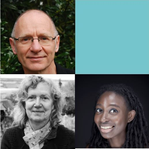 Fiction - Novel: James Robertson & Cynthia Rogerson, Guest: Helen Oyeyemi
