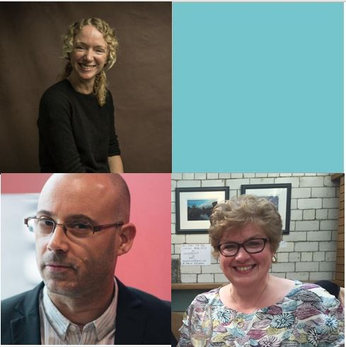 Writing for Young Adults: Jenny Valentine & Keith Gray, Guest Lindsey Fraser