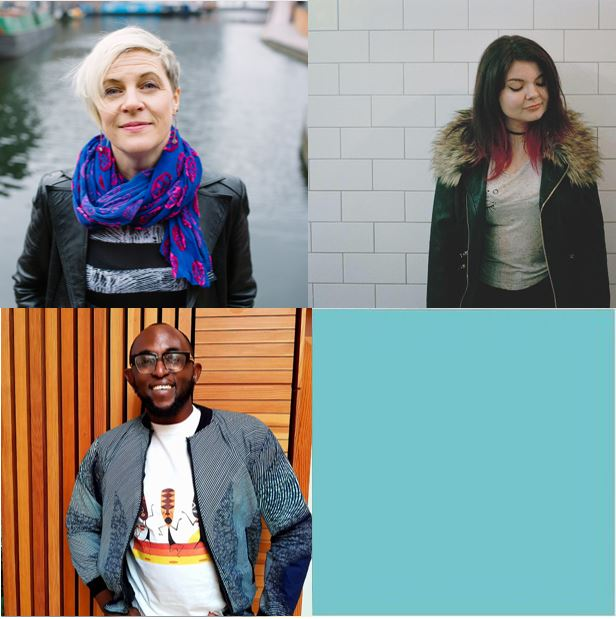 Poetry With Efe Paul Azino and Jo Bell, Guest Erin May Kelly