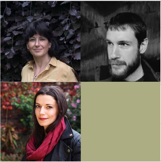 Tutored Retreat Fiction/Non-Fiction: Kapka Kassabova & Malachy Tallack, Guest: Cal Flyn