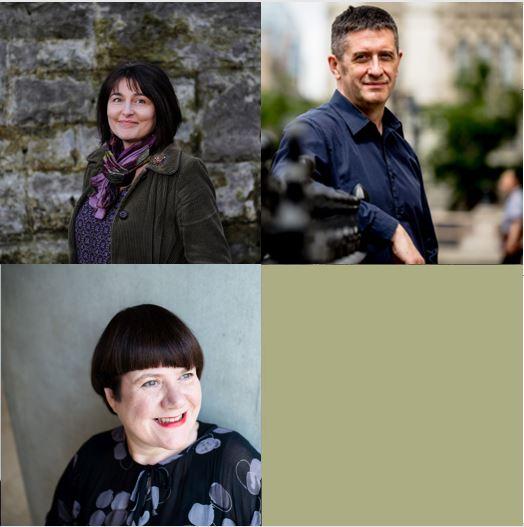 Tutored Retreat - Crime Writing: Karen Campbell & Adam LeBor, Guest: Louise Welsh