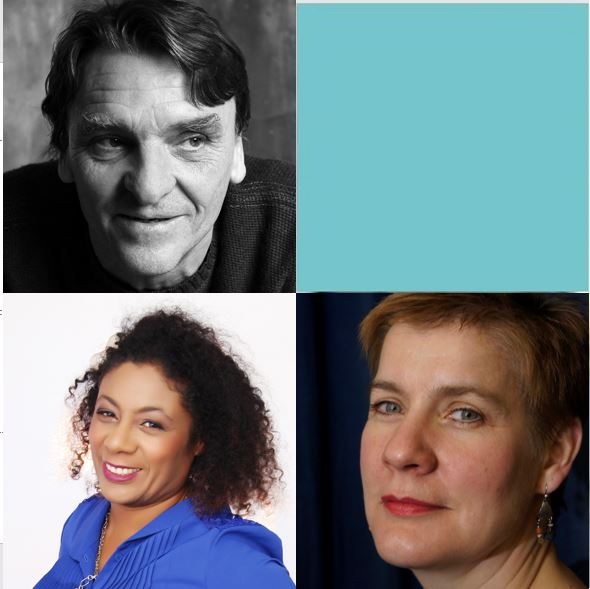 Writing for Young Adults - Melvin Burgess & Patrice Lawrence Guest Tanya Landman
