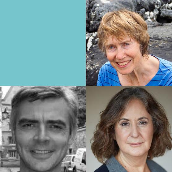 Memoir: Jennie Erdal & Robert Twigger, Guest: Gillian Slovo